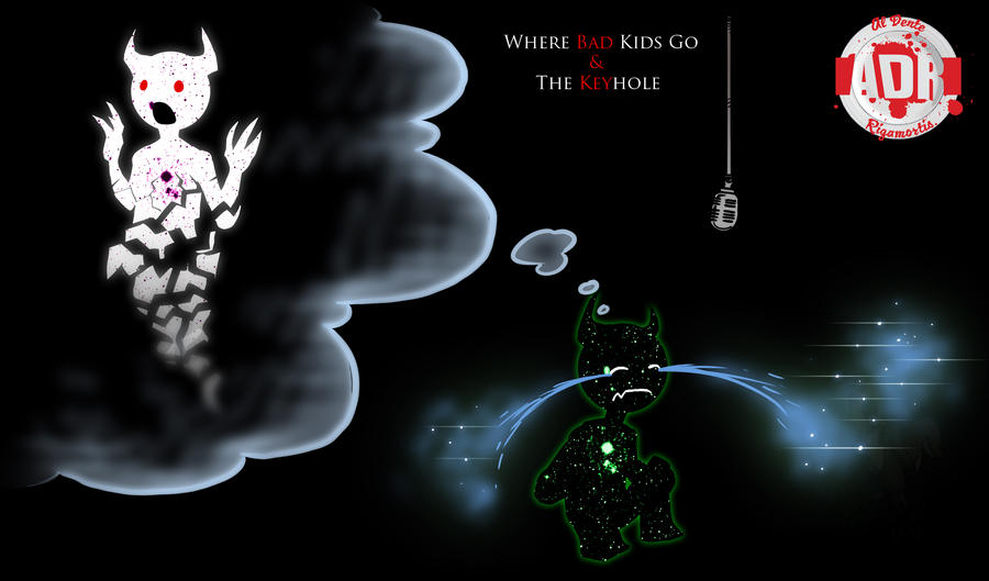 Episode 148 - Where Bad Kids Go and the Keyhole by Crazon