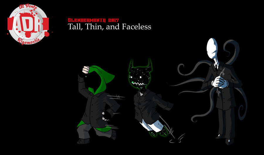 Episode 155 - Tall, Thin, and Faceless by Crazon