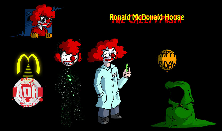 Episode 159 - Ronald McDonald House by Crazon