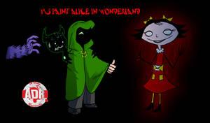 Episode 161 - MS Paint Alice in Wonderland by Crazon