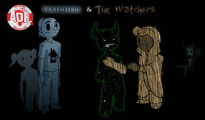 Episode 164 - Watchers and the Watchers by Crazon