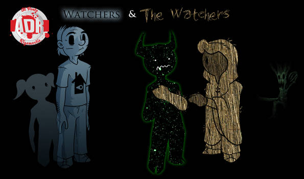 Episode 164 - Watchers and the Watchers