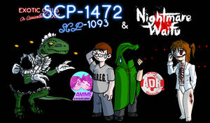 Episode 169 - SCP-1472 and Nightmare Waifu