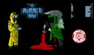 Episode 182 - The Mummer Man by Crazon