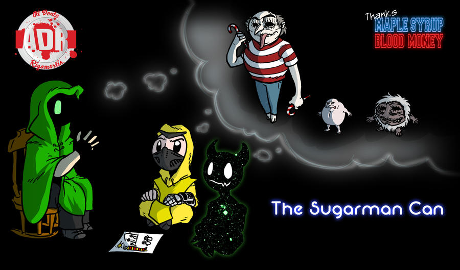 Episode 188 - The Sugarman Can by Crazon