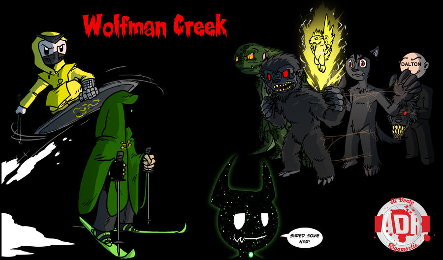 Episode 194 - Wolfman Creek by Crazon