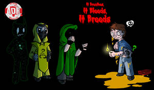 Episode 202 - It Breathes It Bleeds It Breeds by Crazon