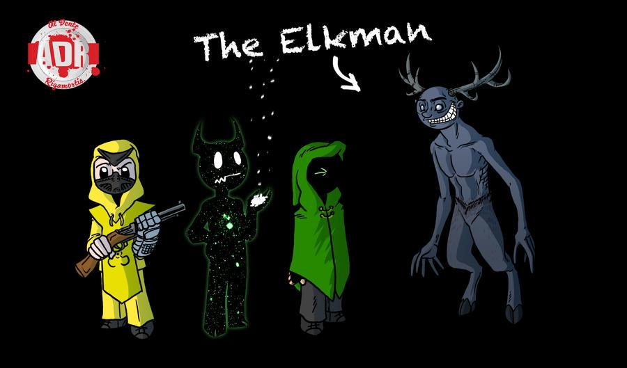 Episode 206 - The Elkman by Crazon