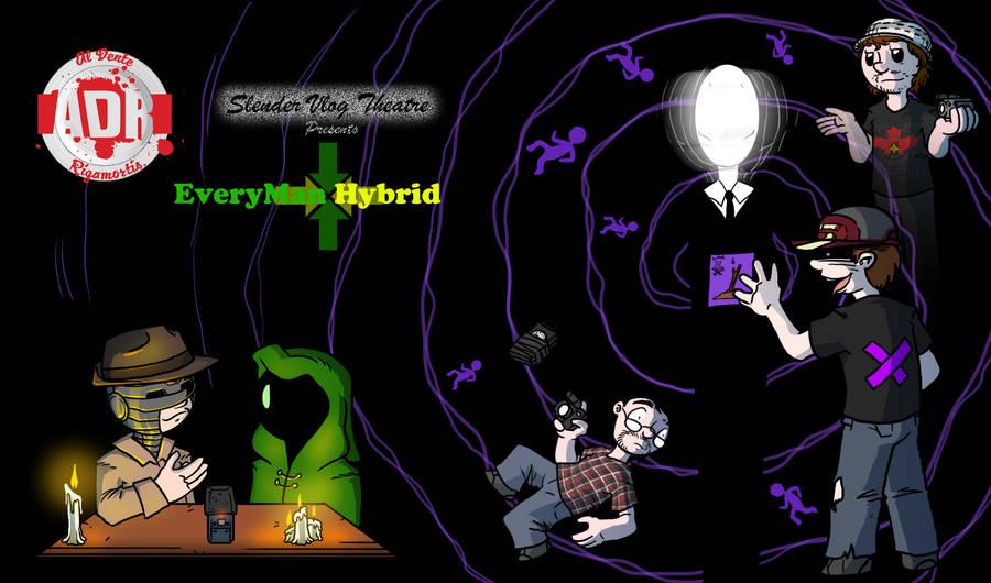 Episode 208 - EverymanHYBRID by Crazon