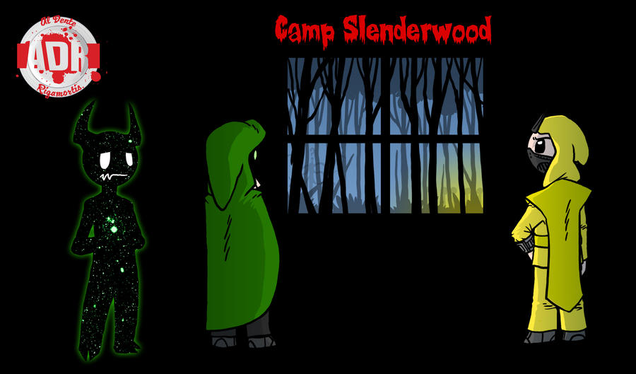Episode 210 - Camp Slenderwood by Crazon