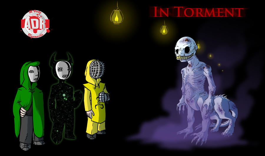 Episode 213 - In Torment by Crazon