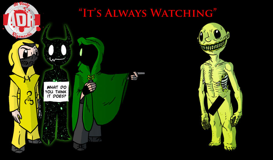 Episode 214 - It's Always Watching by Crazon