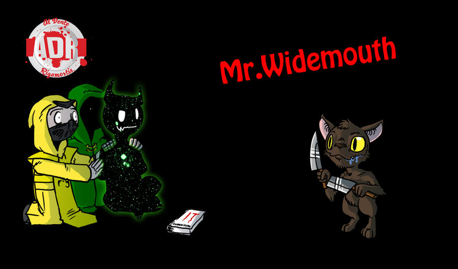 Episode 215 - Mr.Widemouth by Crazon