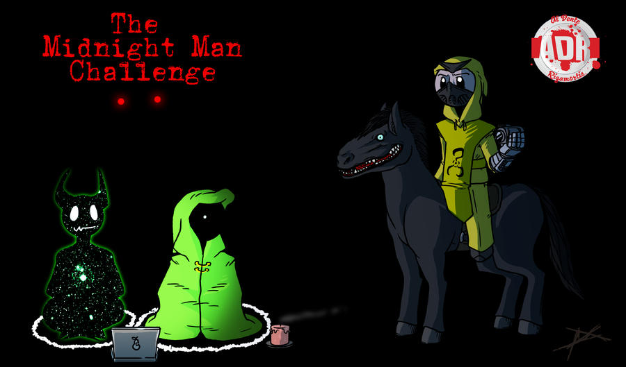 Episode 218 - The Midnight Man Challenge by Crazon
