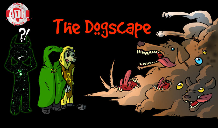 Episode 219 - The Dogscape by Crazon