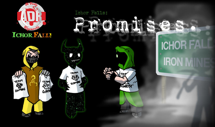 Episode 221 - IF Promises by Crazon