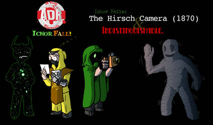 Episode 222 - IF Hirsch Camera-Indistinguishable by Crazon