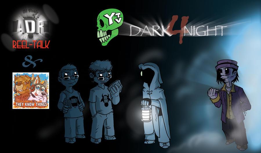 Episode 226 - ADReel Dark Night 4 by Crazon