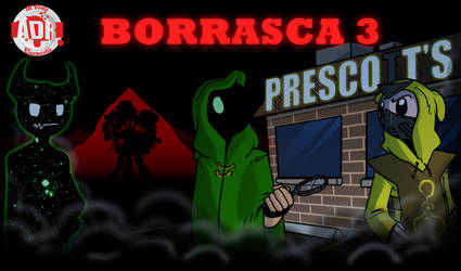 Episode 247 - Borrasca 3 by Crazon