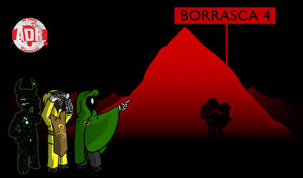 Episode 248 - Borrasca 4 by Crazon