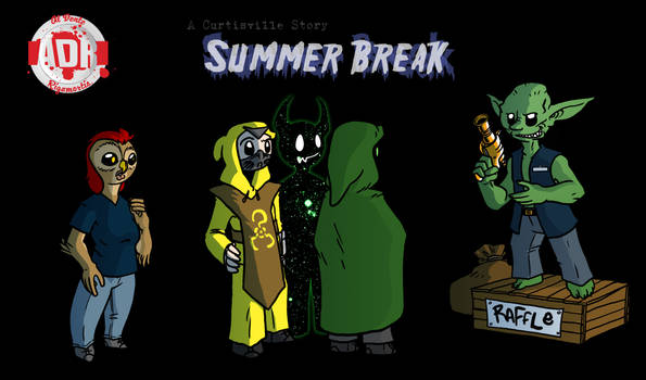 Episode 265 - Summer Break