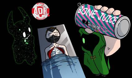 Episode 266 - Bone Juice by Crazon