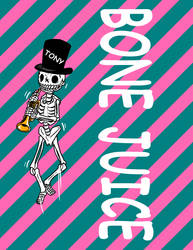 Fanart - BONE JUICE can logo