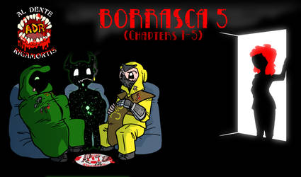 Episode 267 - Borrasca 5(chapter1-5)