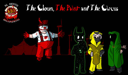 Episode 303 - The Clown The Paint and The Circus