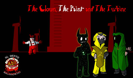 Episode 306 - The Clown The Paint and The Turbine