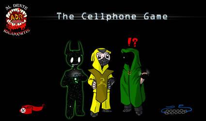 Episode 307 - The Cellphone Game