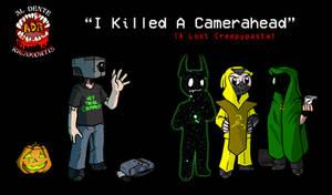 Episode 336 - I Killed a Camerahead