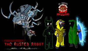 Episode 338 - Al Dente Reloaded - The Rusted Robot