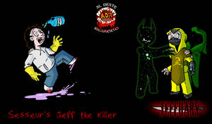 Episode 346 - Jeffurary - Sesseur Jeff the Killer