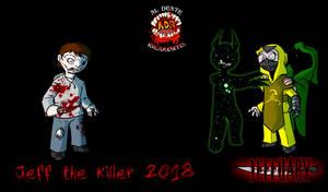 Episode 348 - Jeffurary - Jeff the Killer 2018