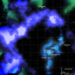 Map - Local Sector
