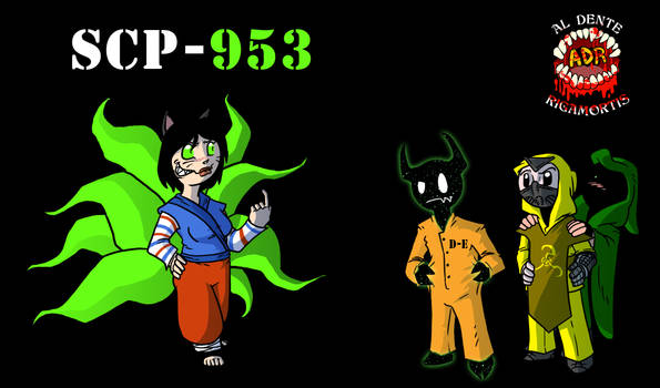 Episode 353 - SCP-953
