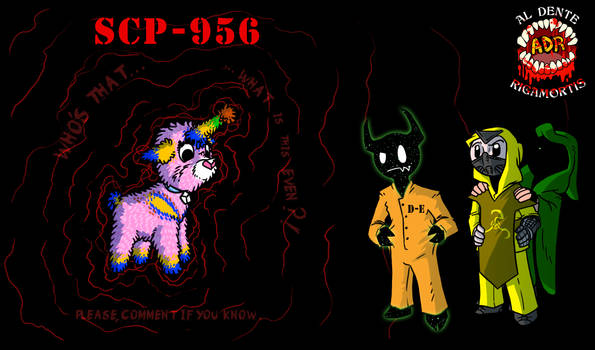 Episode 356 - SCP-956