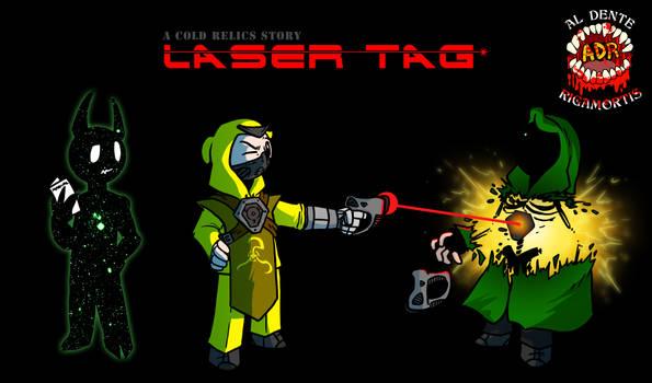 Episode 357 - Laser Tag