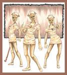 Silent Hill Nurses - For AJ