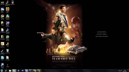 Desktop 2011 by whisperelmwood