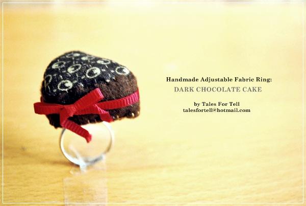 Dark Chocolate Cake by TalesForTell