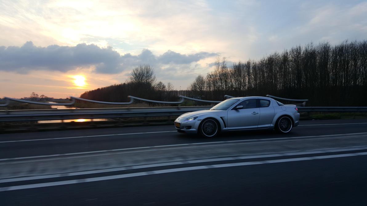 Mazda RX8 by MetallicaDutch