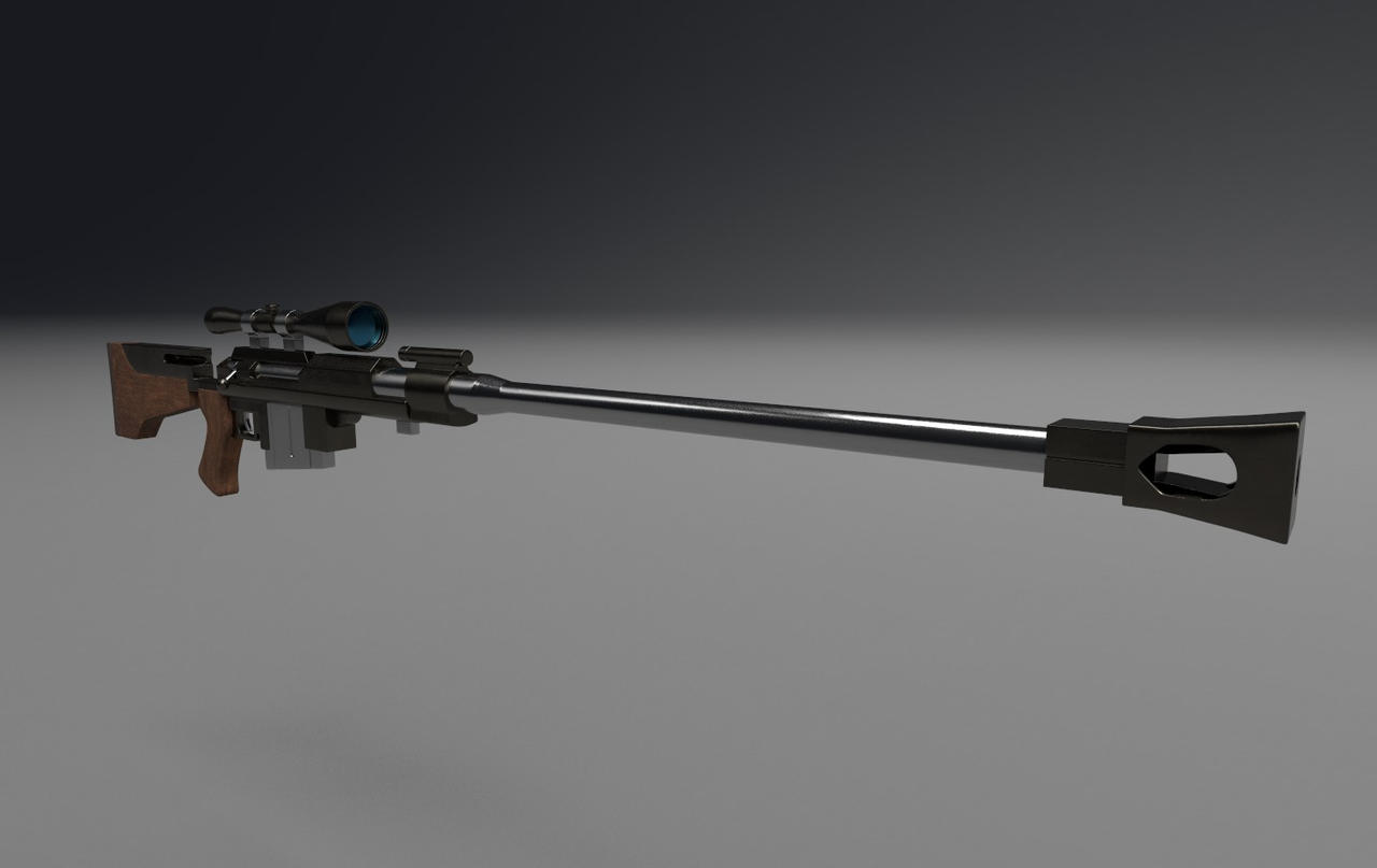 Anti Materiel Rifle anti-materiel riflespiralstatix on deviantart