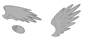 Princess wings :free to use:
