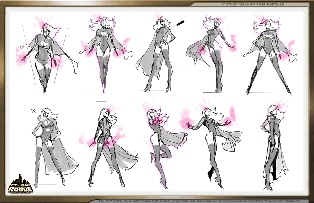 Fashion Battle Game For