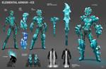 Elemental Armor--ICE