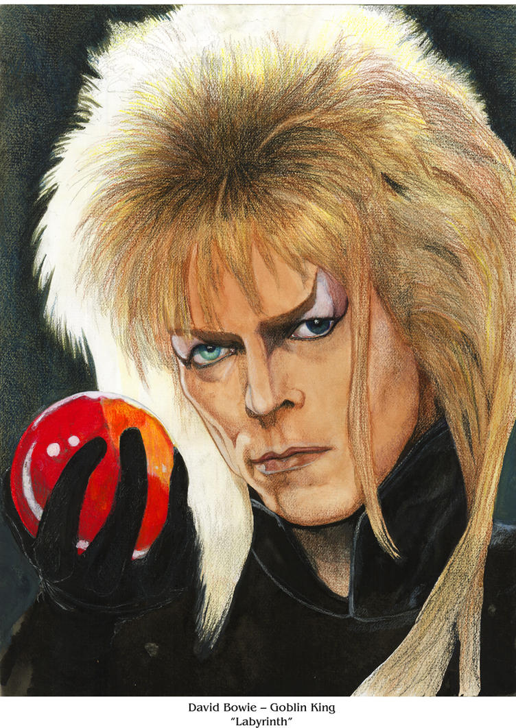 The Goblin King by Karalyn2001