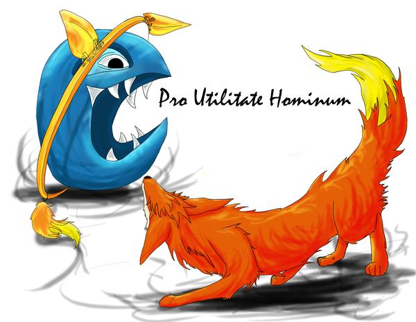Pro Utilitate Hominum by Kasamizuki