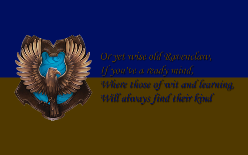 Ravenclaw Wallpaper By Iclethea